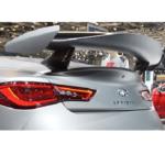 Spojler na auto BMW X3 E83 2004-2010